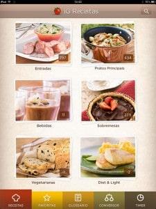 Tipos de Pratos