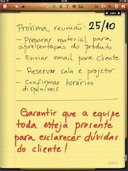 Noteshelf - anotações