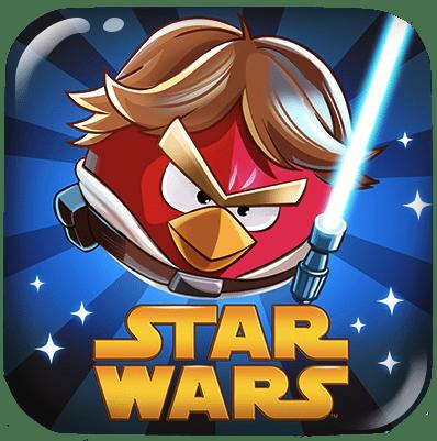 Angry Birds Star Wars… que a força esteja com você!