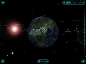 Solar Walk - Planeta Terra