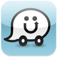 logotipo do aplicativo waze
