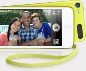 iPod touch de quinta-geração com alça loop