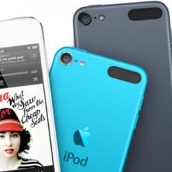 iPod Touch de 5ª geração à venda no Brasil
