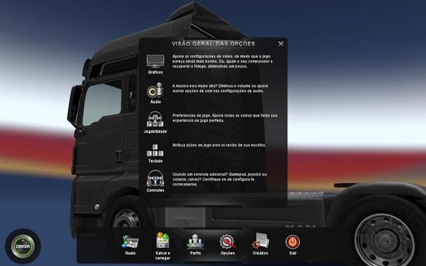 Euro Truck Simulator 2 jogo