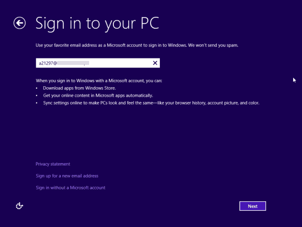 Windows 8 no Virtual Box