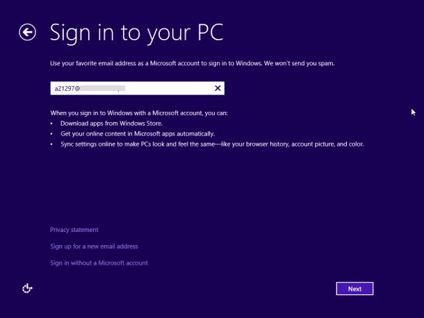 Windows 8 no Virtual Box