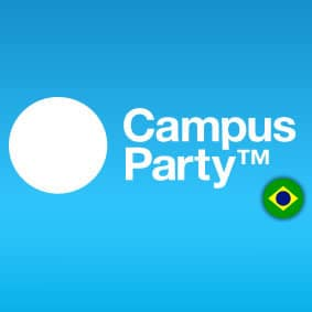 Programação da Campus Party Brasil 2013