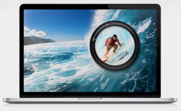 MacBook Pro Retina Display 13 polegadas
