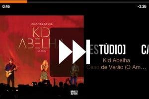 Passar músicas no CarTunes do iPhone e iPad