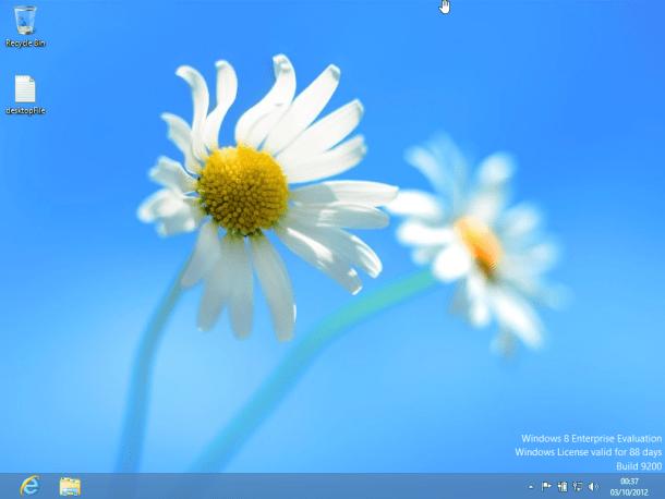 Desktop no PC
