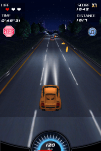 speed night playing