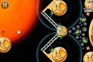 Angry Birds Star Wars - fase bônus