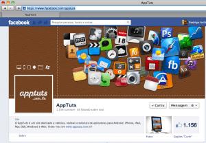 aplicativo do facebook apptuts
