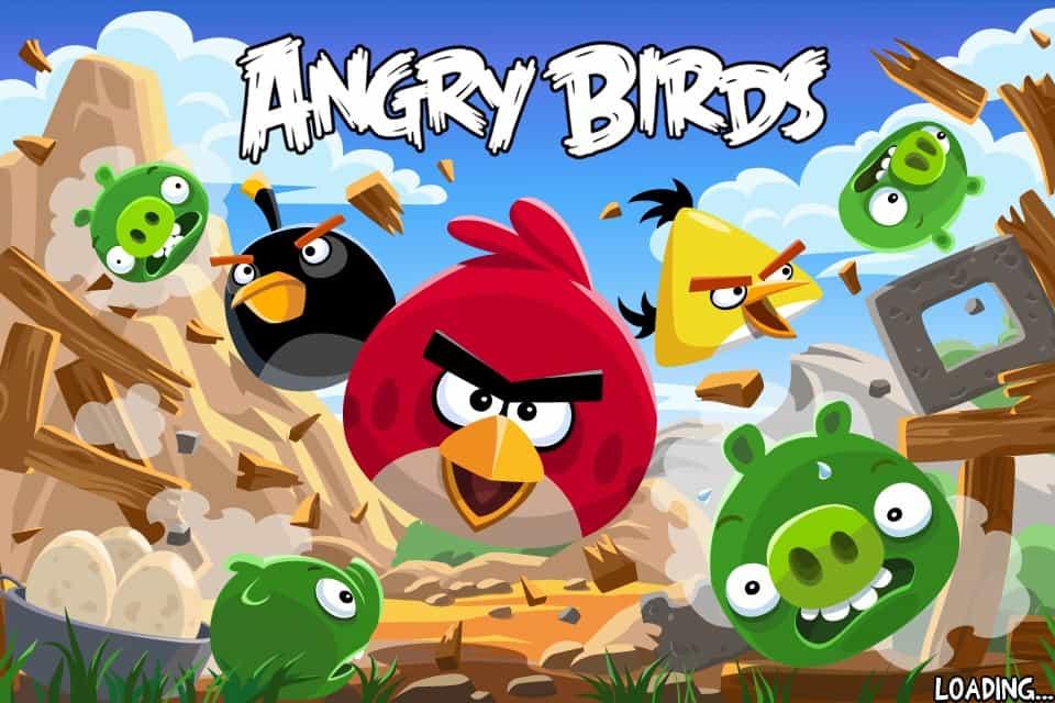 Angry Birds gratuito
