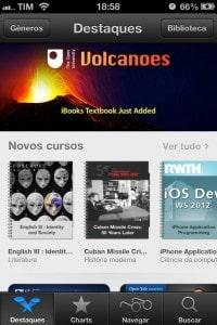 iTunesU - Catálogo