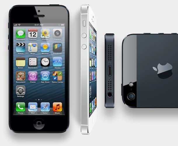 iPhone 5 Desbloqueado nos Estados Unidos