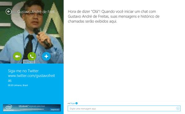Skype Metro dicas