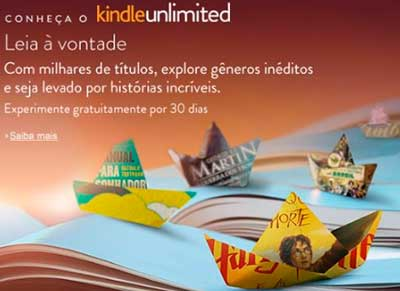 amazon no brasil unlimited