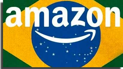 amazon no brasil