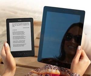 Kindle app do iphone