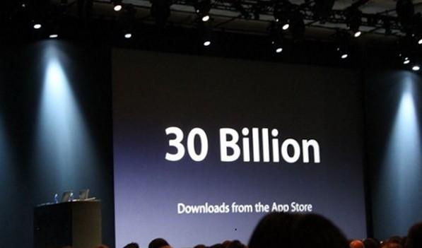 AppStore chegou aos 40 biliões de downloads