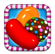 "Desenvolver de Candy Crush Saga regista a palavra ""Candy"""