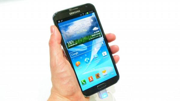 Samsung deverá continuar à frente da Apple em 2013