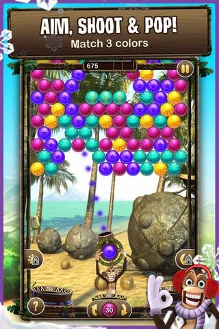 Bubble Safari para iPhone