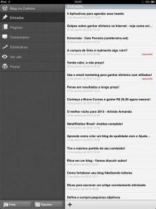 app wordpress