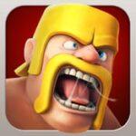 Clash of Clans jogo para iPhone