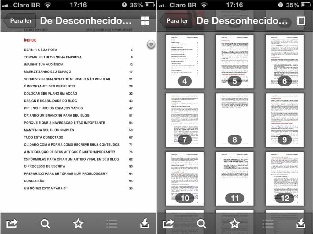 Dropbox - visualizados de PDF