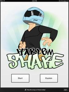 harlem-shake aplicativo para iPhone