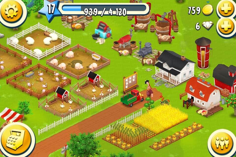 hay day farm spiel