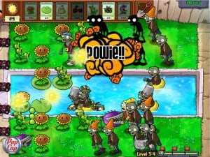 Plants vs. Zombies 01