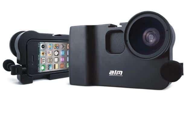 câmera do iPhone 5