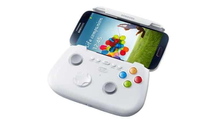Game Pad acessório para o Galaxy S4
