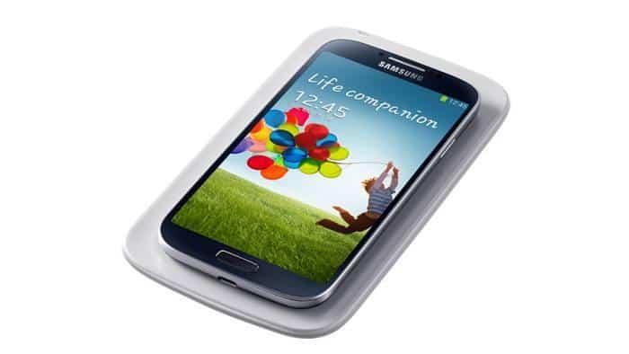 Wireless Charging acessório para o Galaxy S4