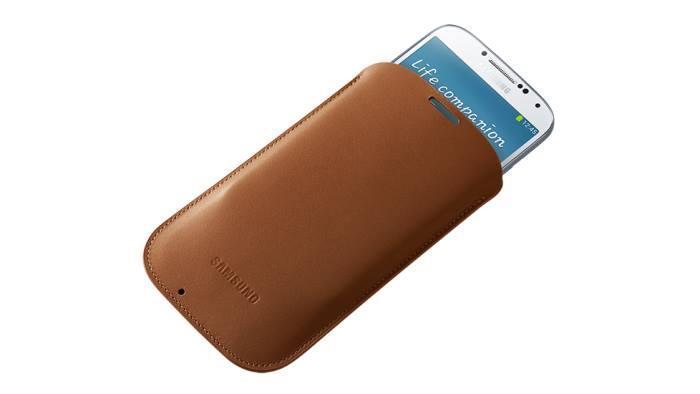 Pouch acessório para o Galaxy S4
