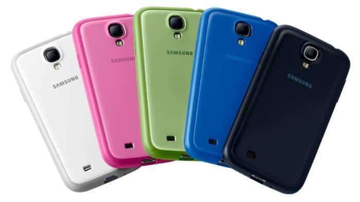 Protective cover+ acessório para o Galaxy S4