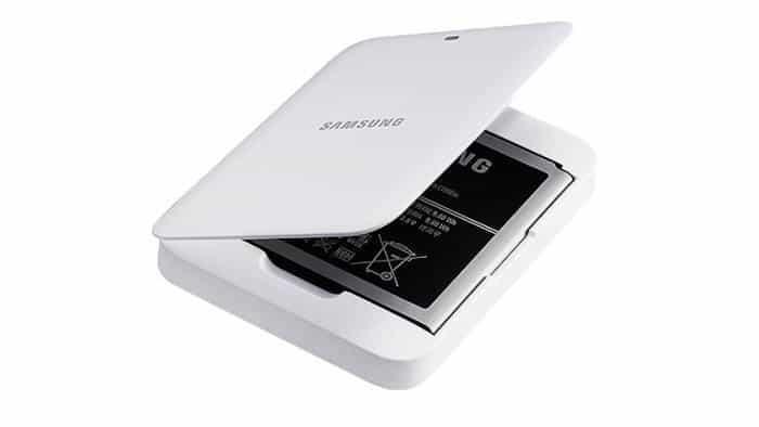 Extra Battery Kit acessório para o Galaxy S4