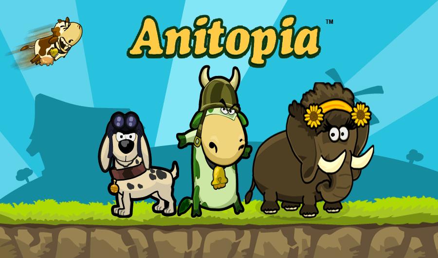 Anitopia como jogar