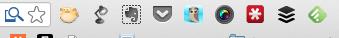 utilização do Google Chrome  extensões