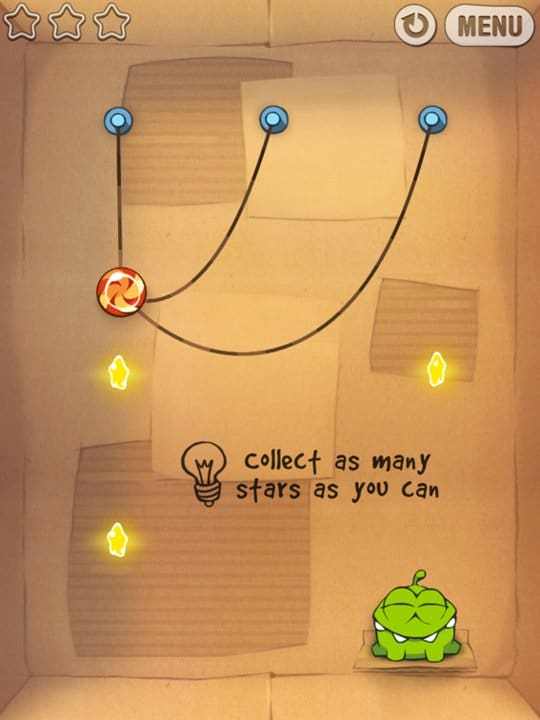 Cut the rope iPhone