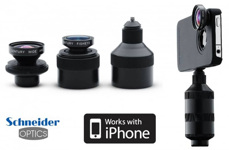 iPro lens system para iPhone 5