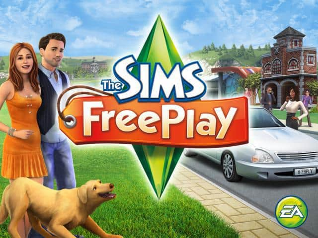 As personagens sims do aplicatico para iphone ipad e android the sims freeplay