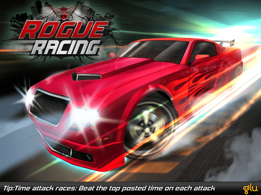 aplicativo rogue racing para iphone e android