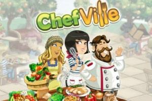 chefville para facebook níveis