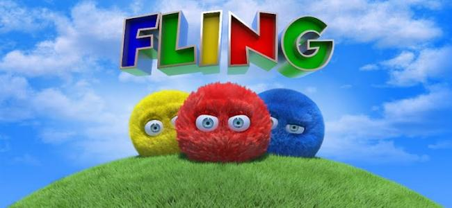 aplicativo fling para ios e android