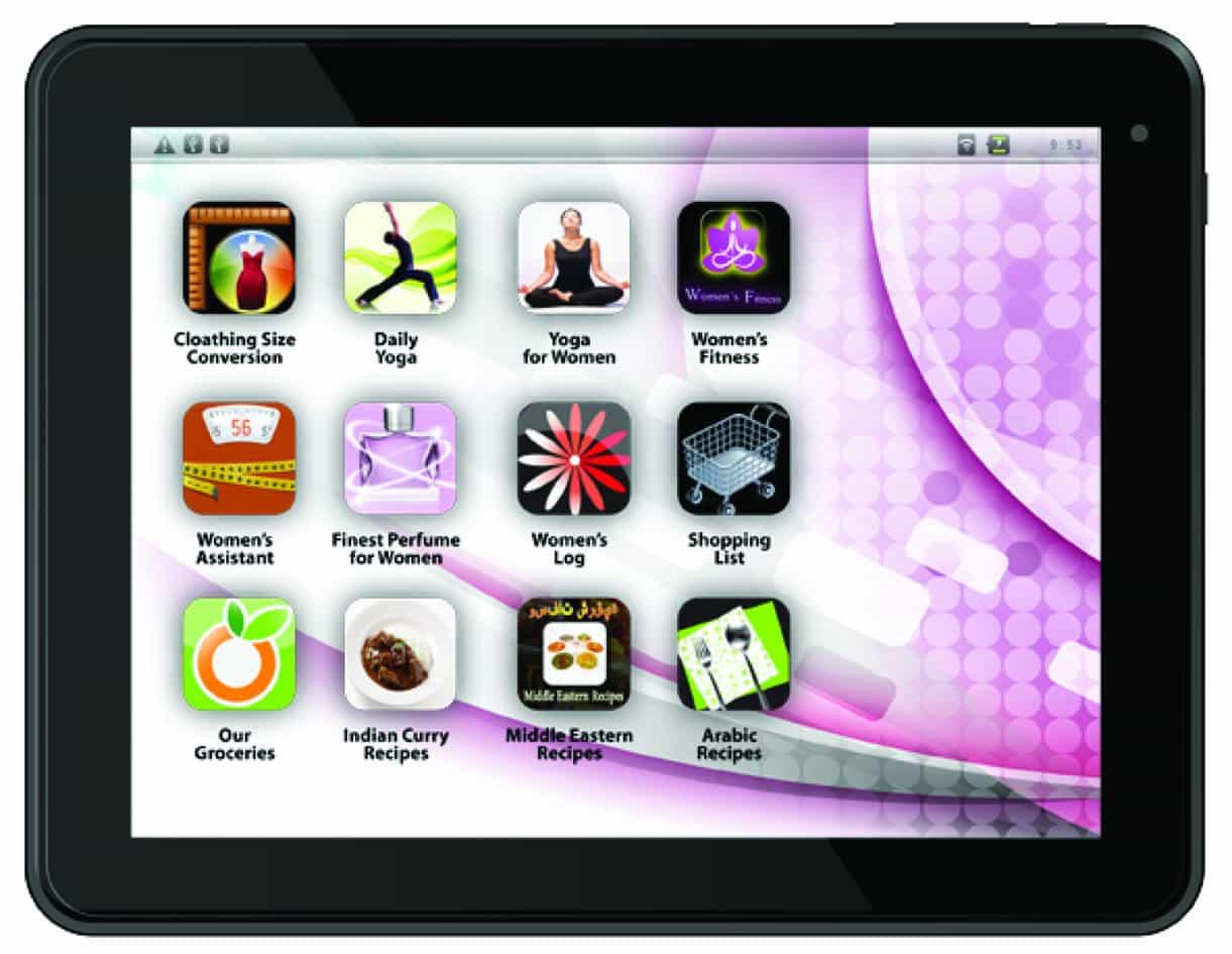 ePad Femme tablet tem gerado polémica