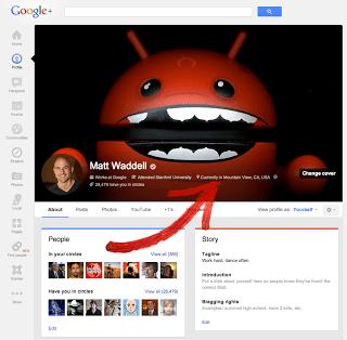 google plus com novas atualizações